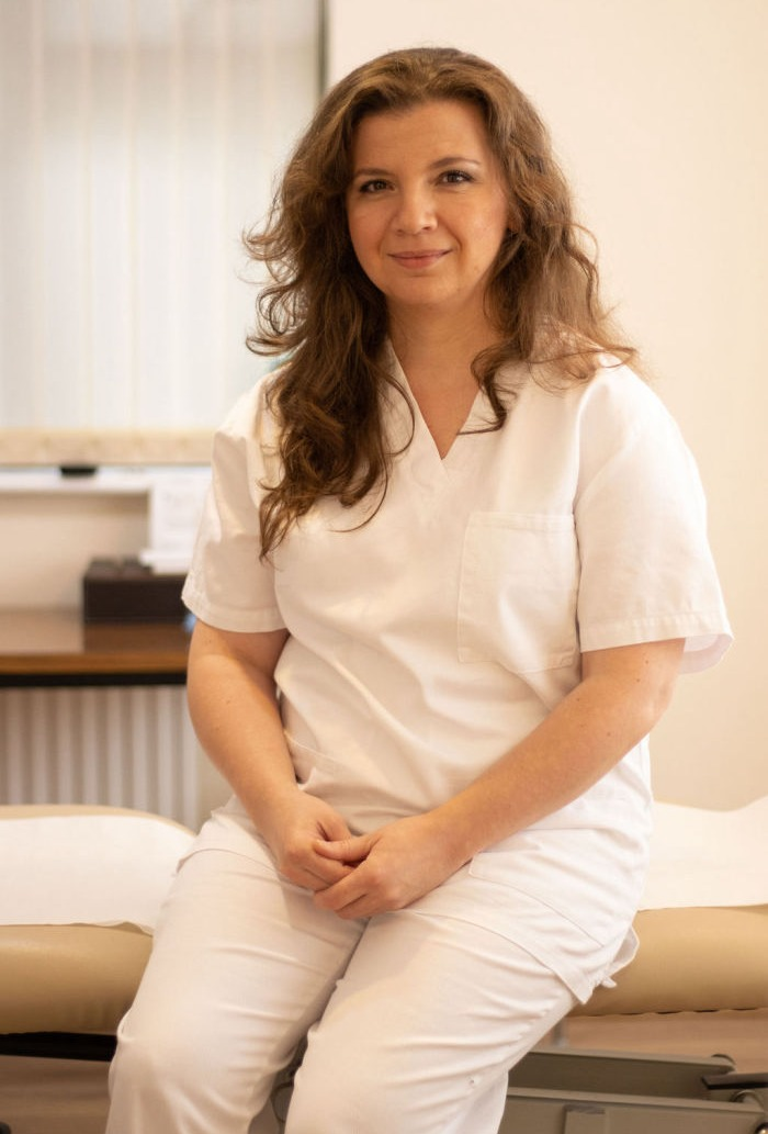 Fertility acupuncturist Irina Szmelskyj Huntingdon, Cambridge